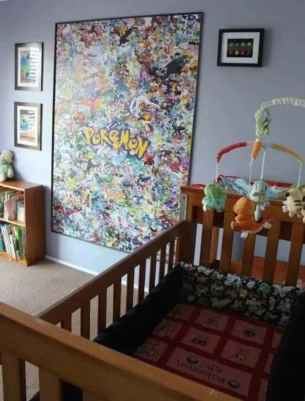 pokemon baby room themes baby room themes 21 ways to design a nursery