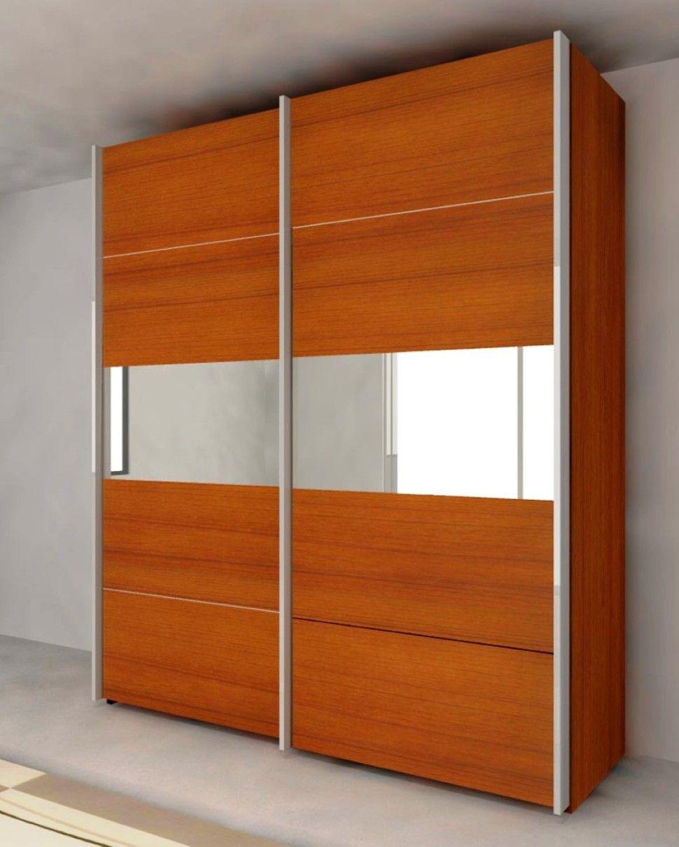 Modern hallway storage ideas  Wooden sliding closet doors  Apt Ideas  Pinterest  Sliding closet