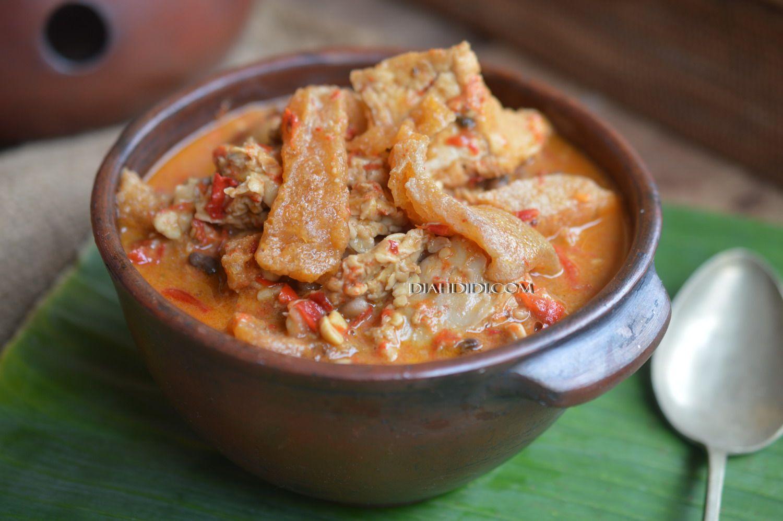 Sambal Tumpang Menu Masakan Rumahan Khas Solo Dari Tempe Bosok Resep Masakan Cina Masakan Resep Masakan Asia