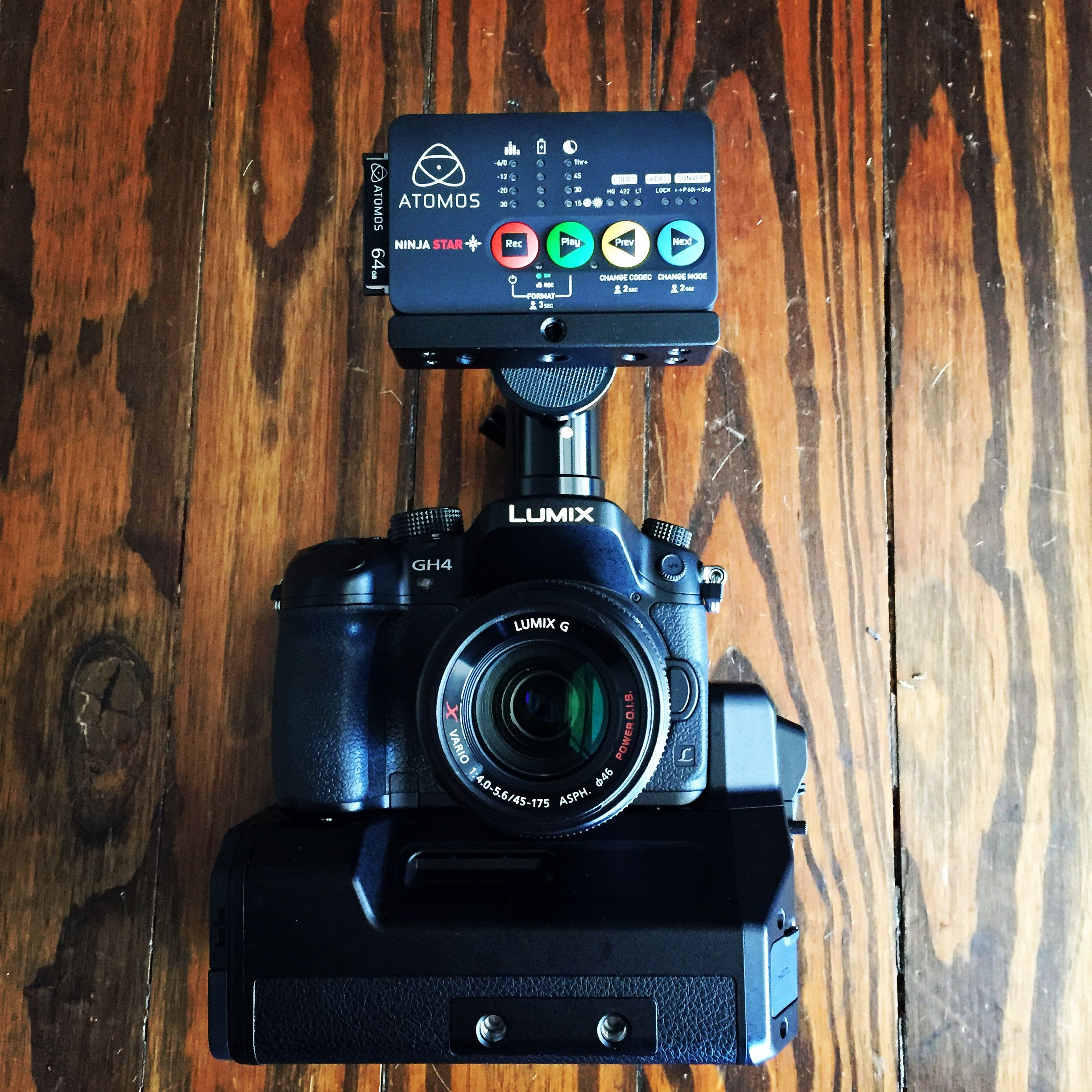 Panasonic GH4 Firmware Update Announced: TimeCode & Rec Start Stop