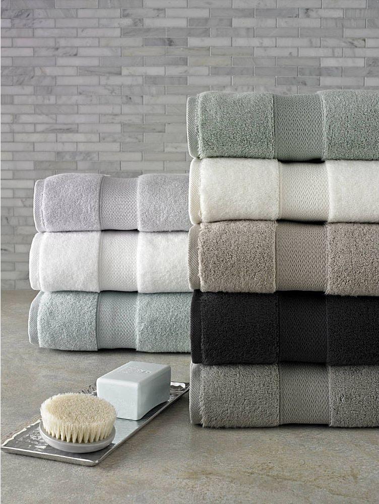 Ezio Long Staple Turkish Luxury Towel Set Bath Towels Bath