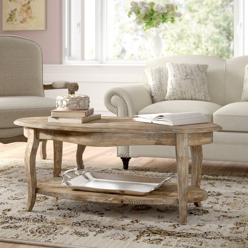 Francoise Coffee Table With Images Coffee Table Country