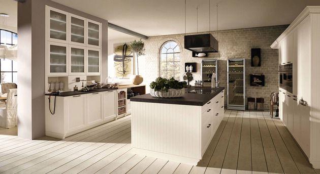 Modern Interiors Alno küchen, Landhausküche und