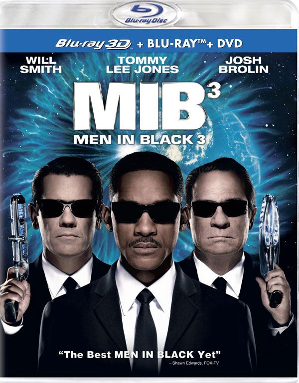 Own It Now (Click On The Image) - Men In Black 3 (2012)