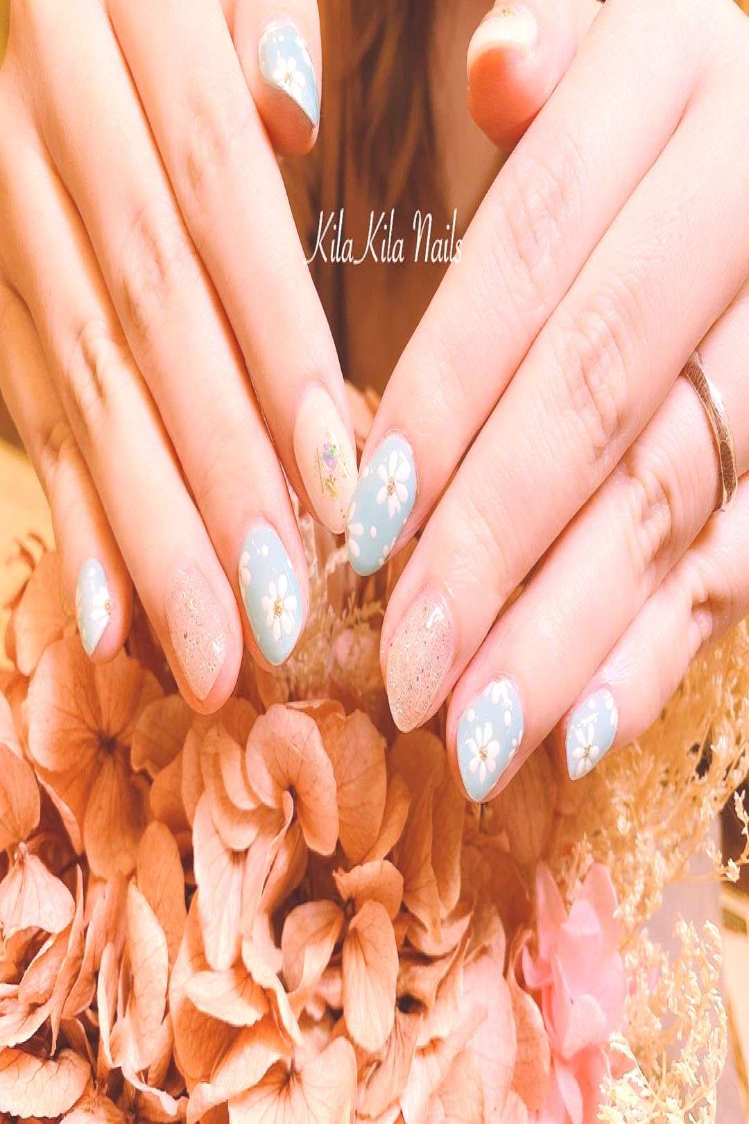 #people #more #text #one #and #or #天氣越來越好,很溫暖了,花花款超舒服的⋯薄?You can find Wedding nails and more on our website.#天氣越來越好,很溫暖了,花花款超舒服的⋯薄?