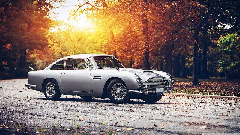 Aston Martin Db 5 Wallpaper 1366x768 Nd Pinterest Cars