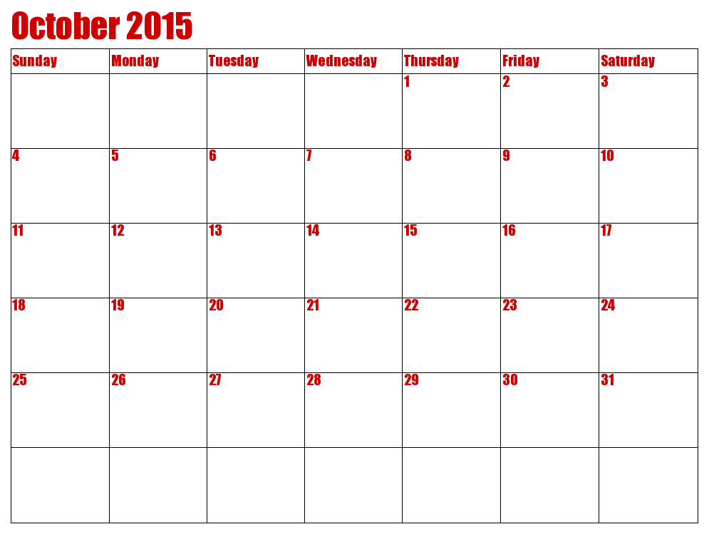 October 2015 Calendar Shining Mom In This Post Were Sharing