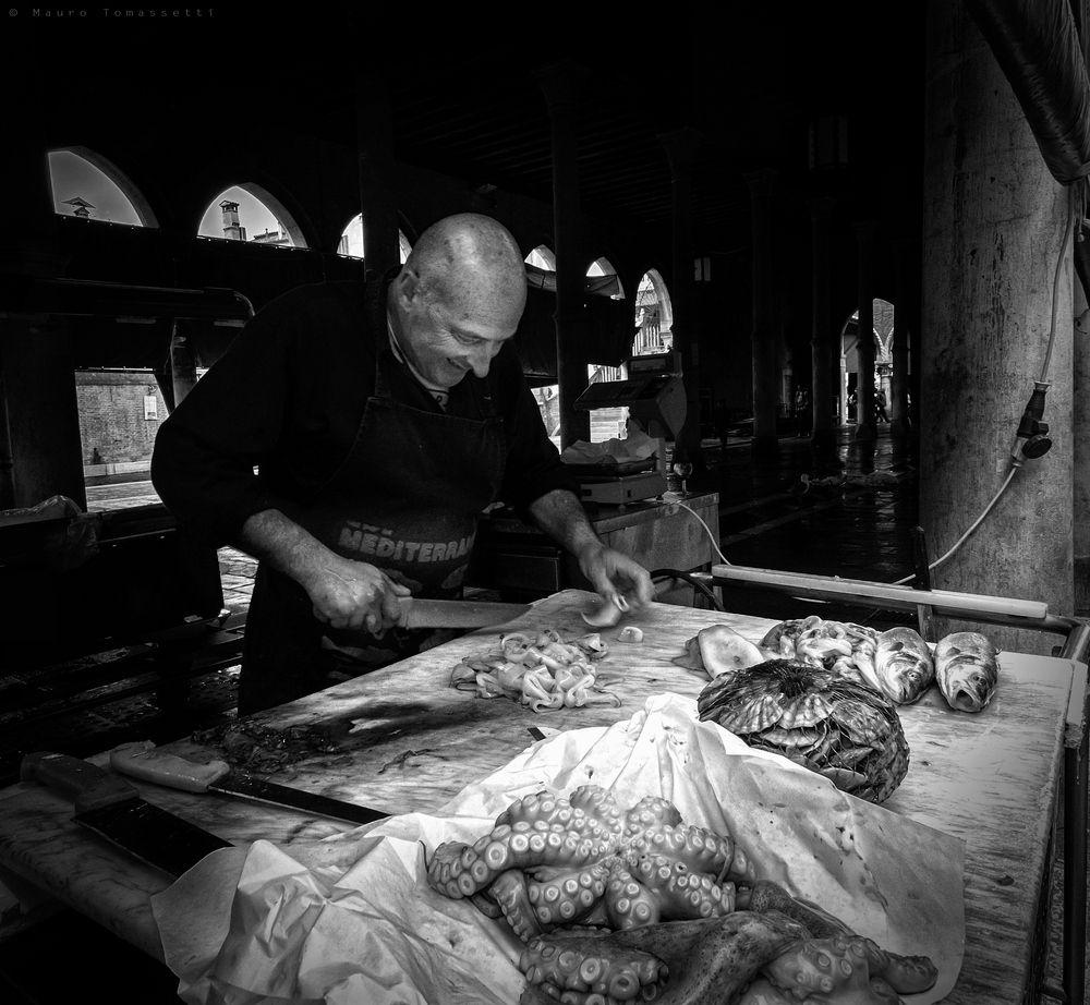 Fish Market de Mauro Tomassetti