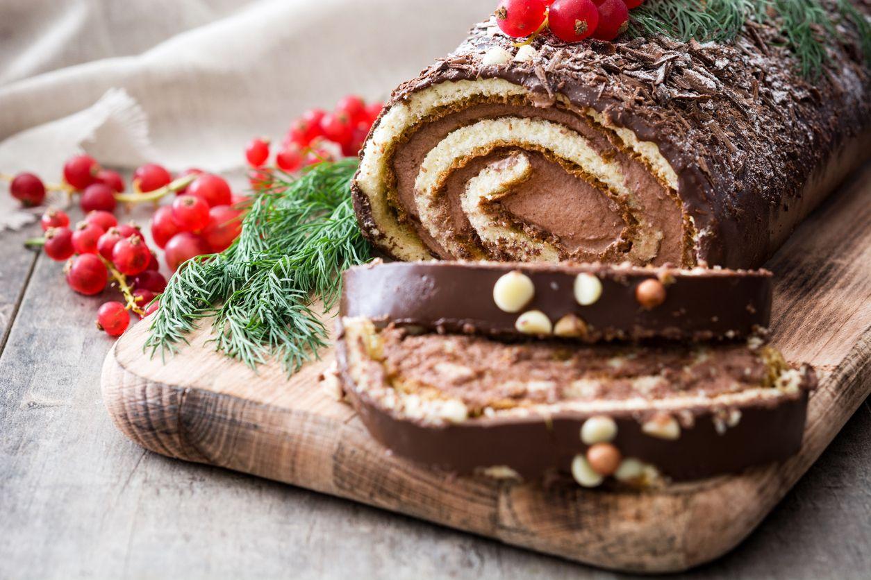 Cotto E Mangiato Tronchetto Di Natale.Biscotti Di Natale Di Benedetta Parodi