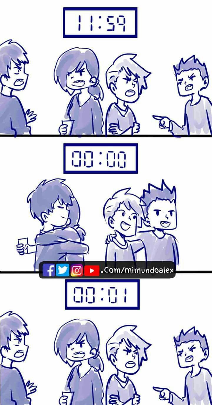 Cómics De Mi Mundo Alex Memes divertidos, Comics