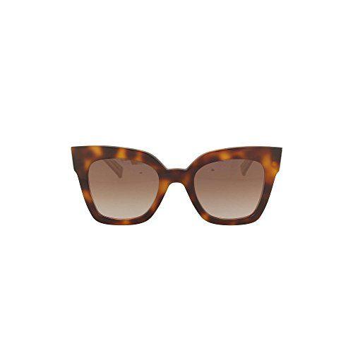 f45196a3e067 MIU MIU Scenique Curvy Cateye Sunglasses in Pale Gold Black MU 51TS 1AB0A7  54 - The Sterling Silver Com
