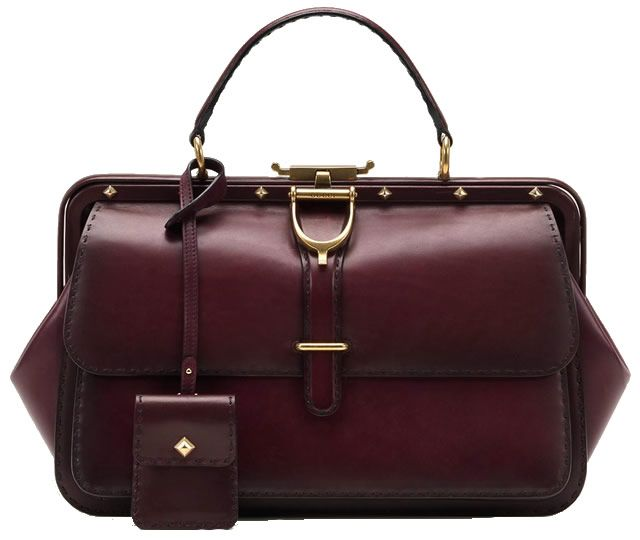 Gucci Lady Stirrup Top Handle Carminio Red Leather Bag   Burgundy    Pinterest   Sac, Sacs gucci et Mains 5ac24edb93a
