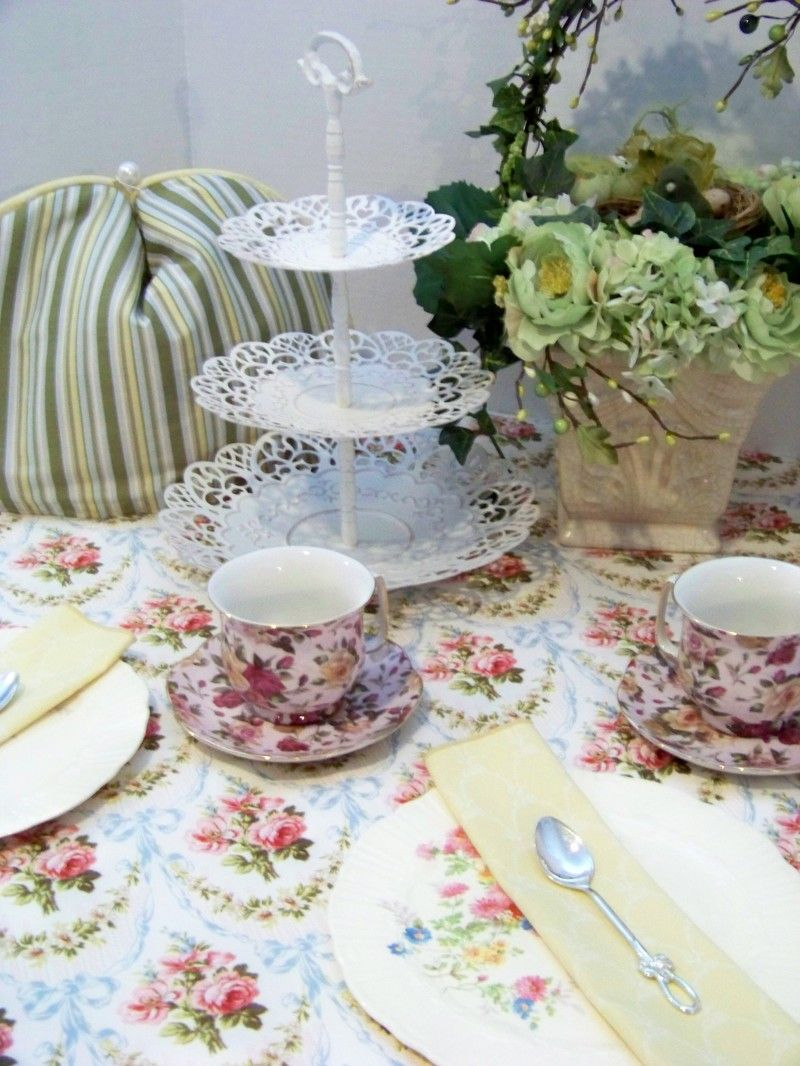 Ideas Decorating. Beautiful and Awesome Party Table Setting Designs ...