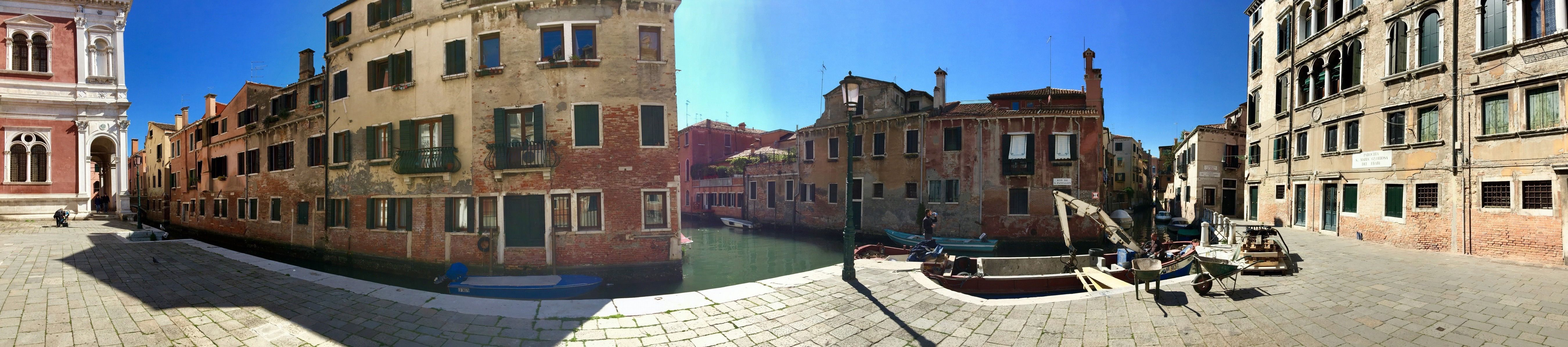 Venise de Pascal Fleury du tableau Venise en mai