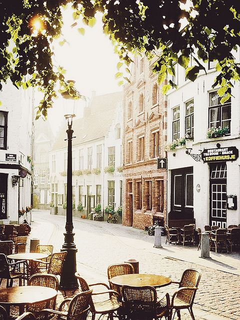 {take me away № 45 | city guide № 9 : bruges}