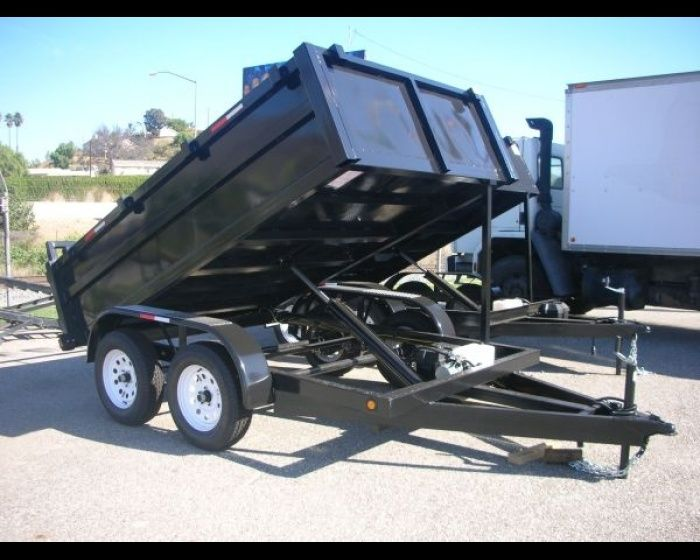 2013 Apache Dump Trailer 8 X 10 X 2 Order Now Http Www Localautosonline Com New 2013 Apache Dump Trailer Car Trailers For Sale Trailers For Sale Car Trailer