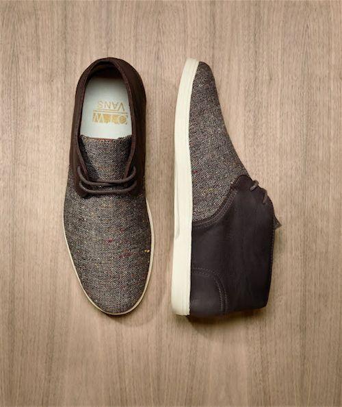 chaussures homme vans otw