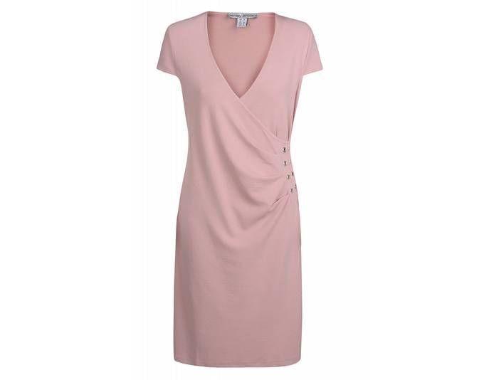 Heine kleid rosa