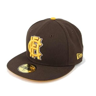 8863811fe3a New Era Cap - 59FIFTY Fitted - HFC Logo Brown  60