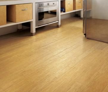 Bamboo flooring you 39 re never far from home cork - Bamboo flooring in kitchen and bathroom ...