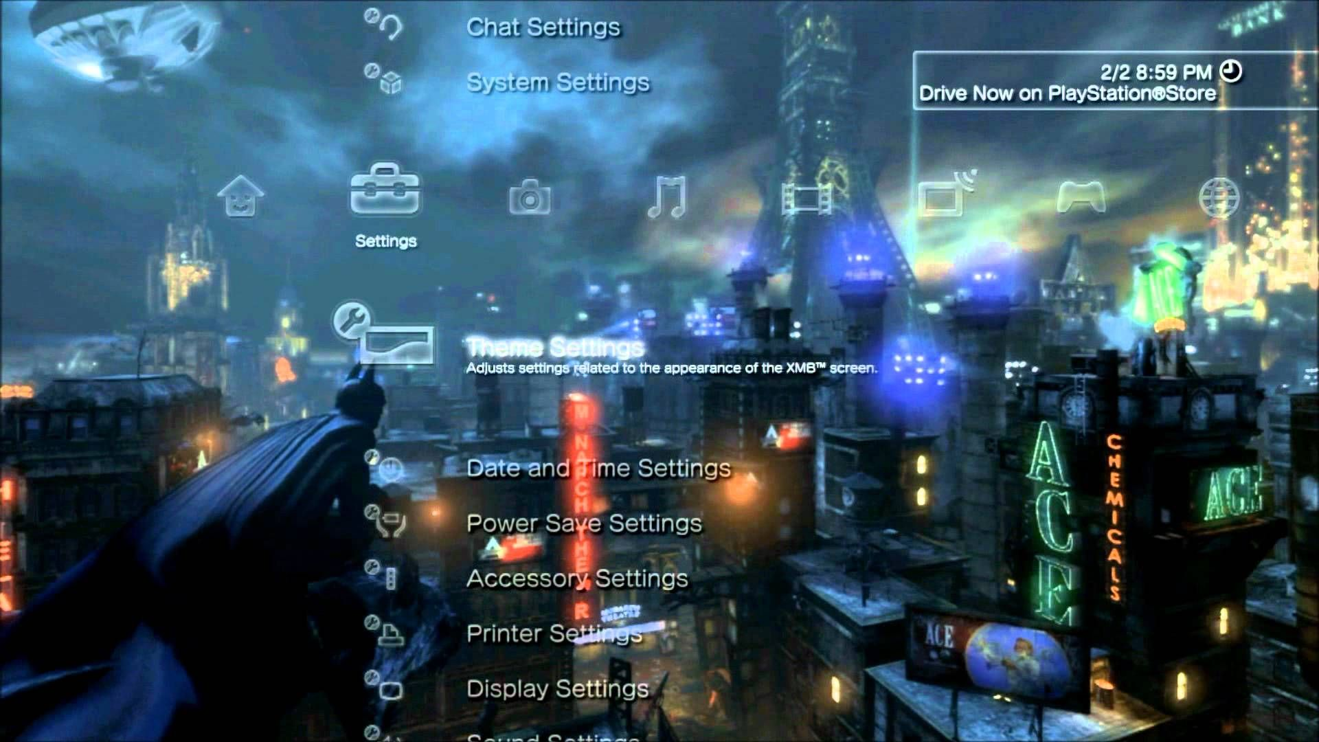 PS3 Themes » The Matrix Dynamic Theme | All Wallpapers