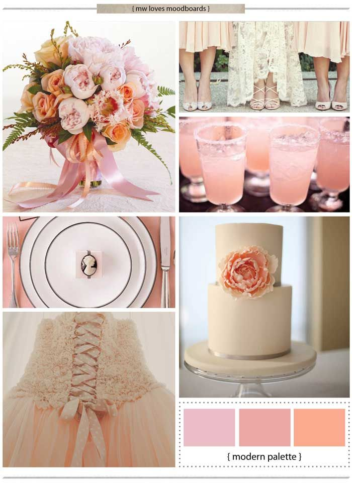 Powder Pink Wedding Inspiration For A Full List Of Credits Http