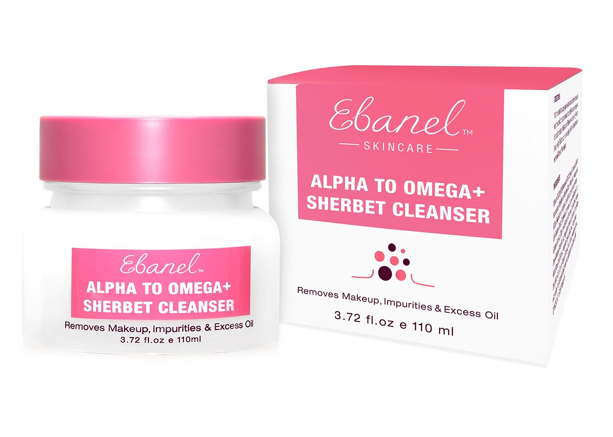 Ebanel Alpha to Omega Sherbet Stem Cell Cleanser 110ml
