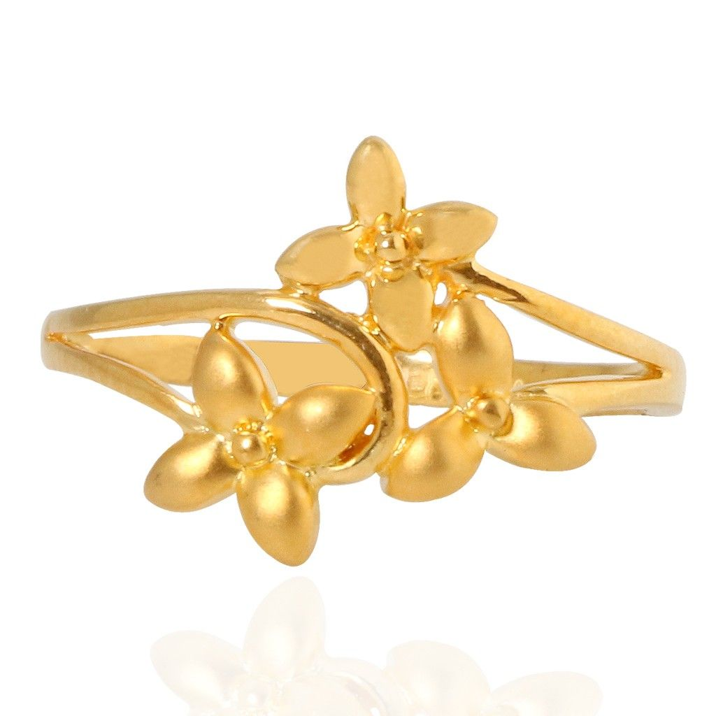 Fresh ring designs. Mystic floriated gold ring | Gold jewellery ...
