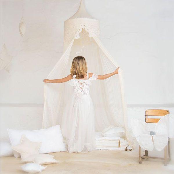 ciel de lit lanna natural numero74 collection capsule l. Black Bedroom Furniture Sets. Home Design Ideas