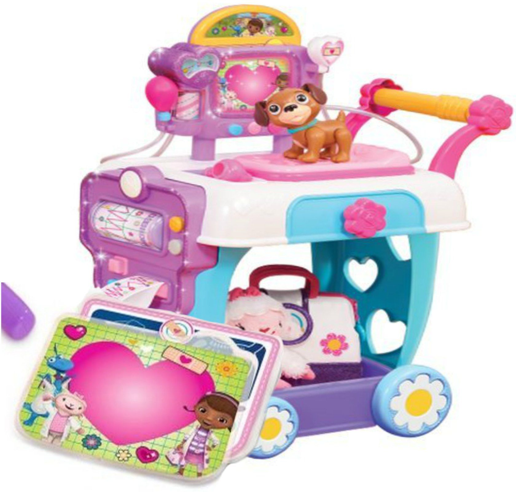 Doc Mcstuffins Scanner Cards Gives Doc Mcstuffins X Rays To Read Find Out What Else Is On This New Doc Mcstuff With Images Doc Mcstuffins Toys Doc Mcstuffins Toddler Toys