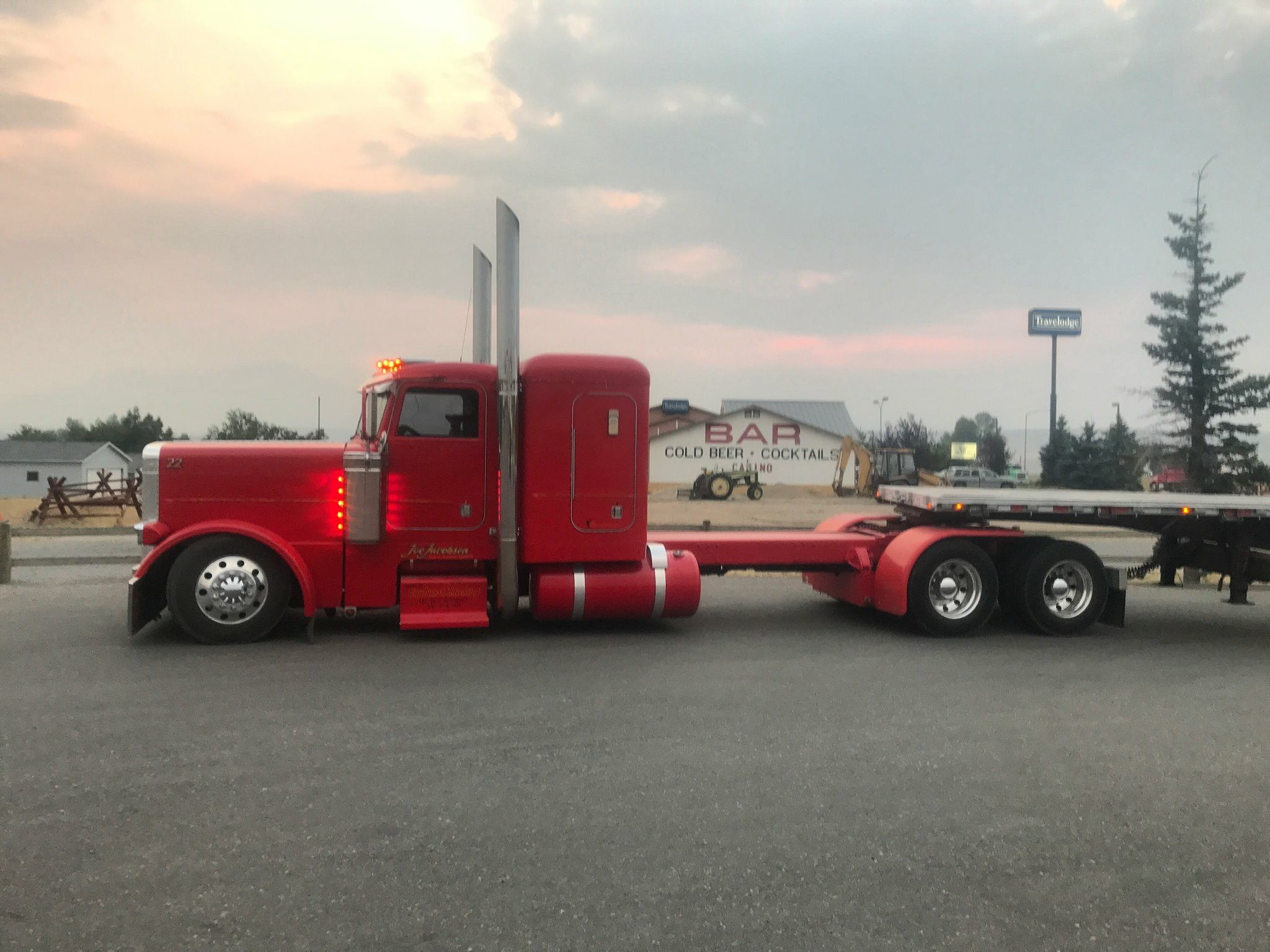 Rig Show And Shine Peterbilt 379 Trucks Custom Rigs