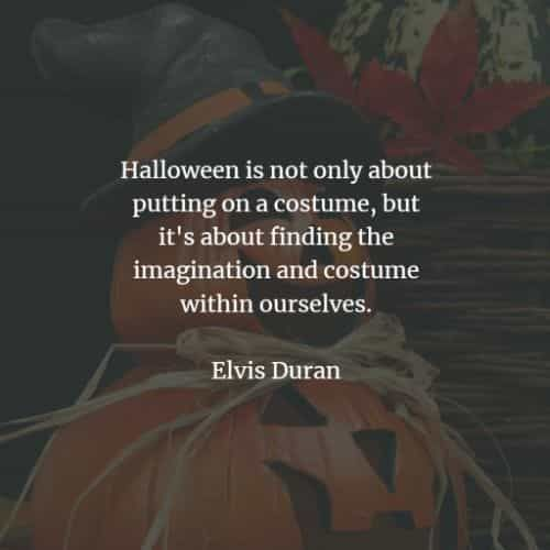 45 Halloween quotes to inspire thoughts of the spooky day