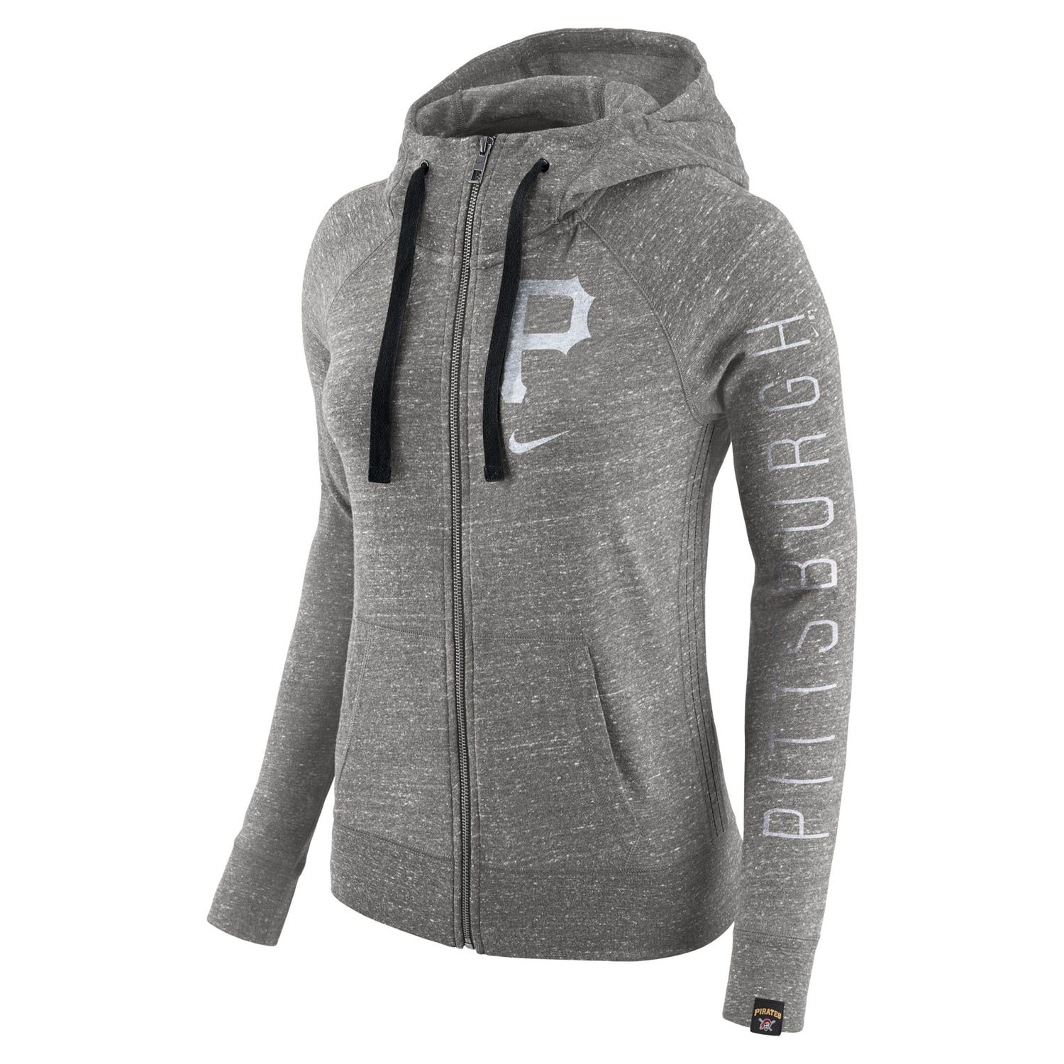 61913afc Women's Nike Pittsburgh Pirates Vintage Hoodie | Chef | Pinterest ...