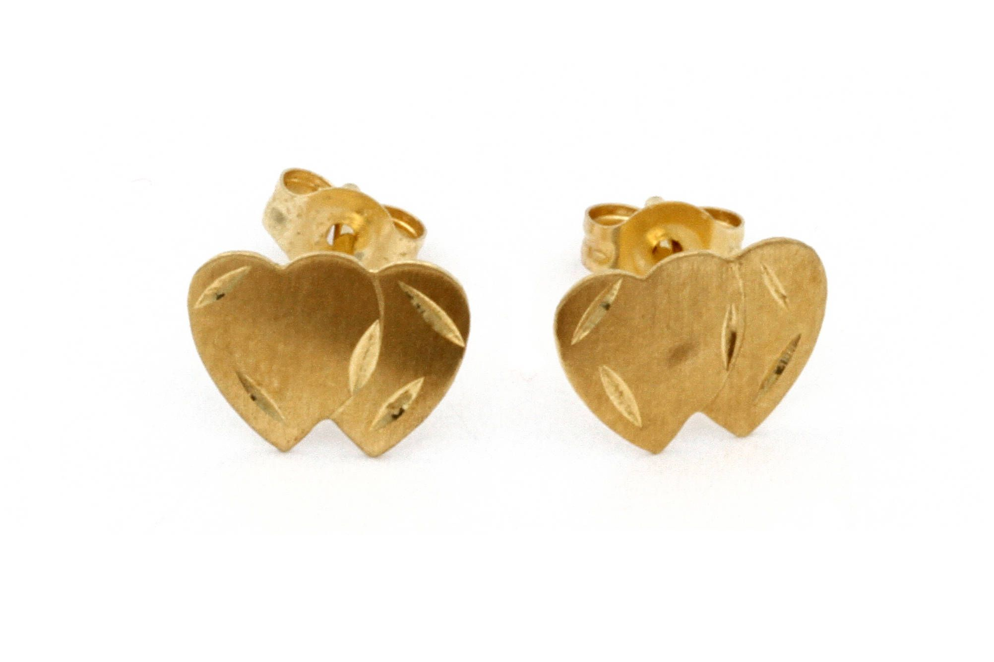 picture gold expressive stud earring of regal jewels inc baby