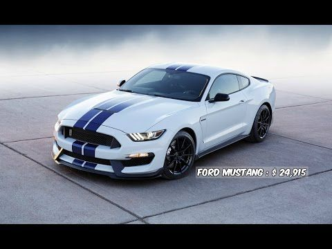 Best Looking Cars Under 35 000 Viral Video Ford Mustang