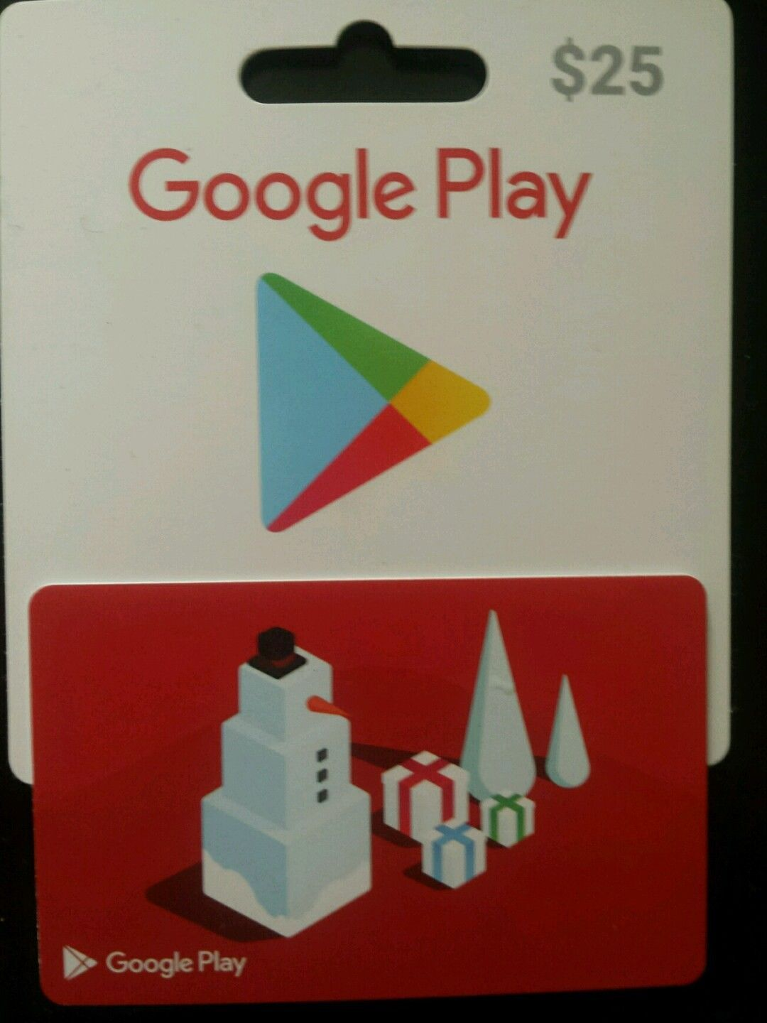 25 google play gift card instant email delivery http