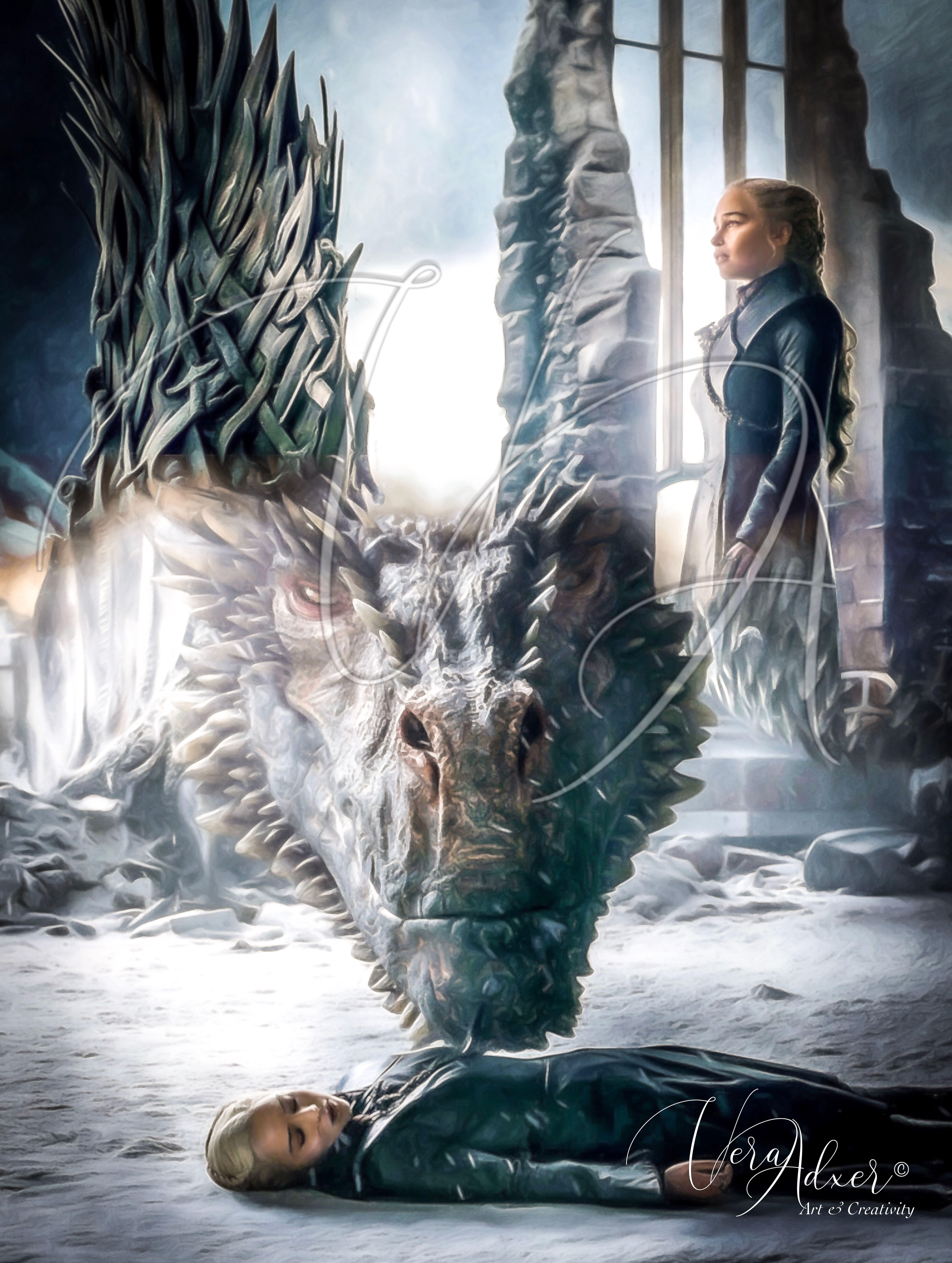 Spiel Throne Mutter Drachen