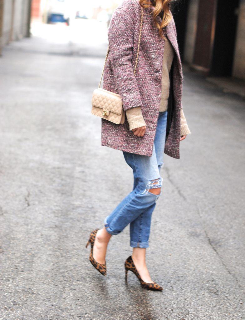 Cocoon Coat (See Jane Wear) via See Jane / @Anna Jane Wisniewski