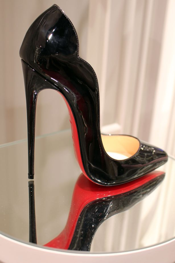 The Christian Louboutin is a star, the shoe has a high market share in the