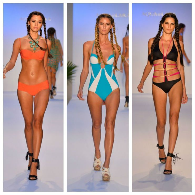 Bikinis 2014 Fashion Brasil Aqua di Lara