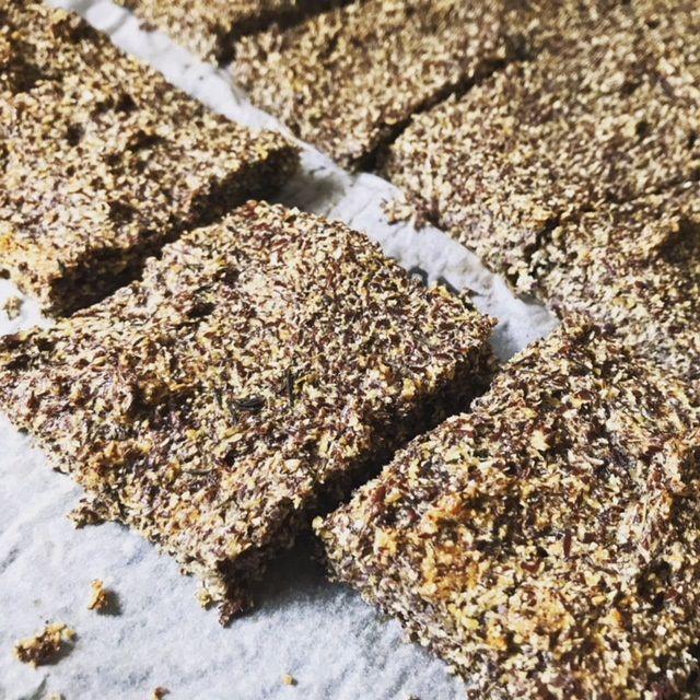 Prebiotic Fibre Rich Flaxseed Bread Recipe Flaxseed