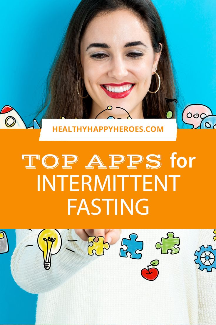 Eight great intermittent fasting apps for your smartphone
