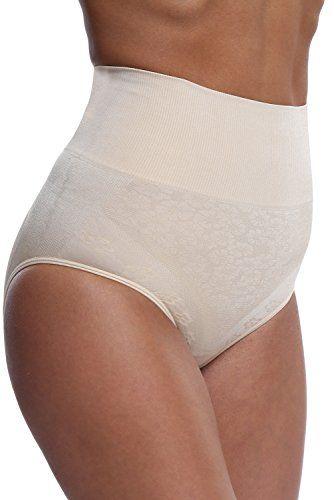 1eba06842 Belugue Women Comfortable Shapewear Seamless High Waist Tummy Control  Briefs Panties     Want to know more