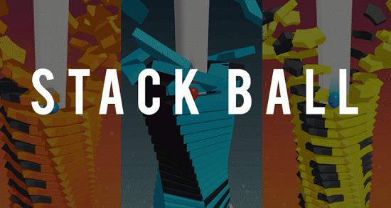 Stack Ball Blast Through Platforms Mod Apk V1 0 45 Unlock All