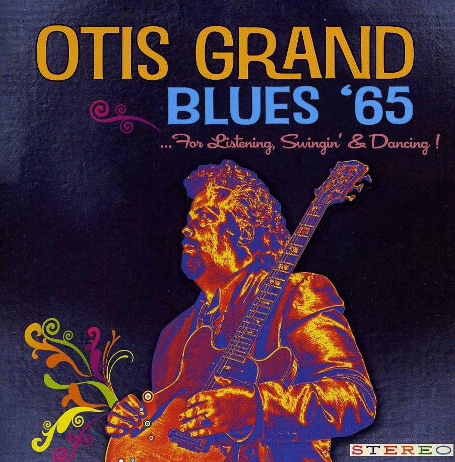 Otis Grand - Blues '65, Black