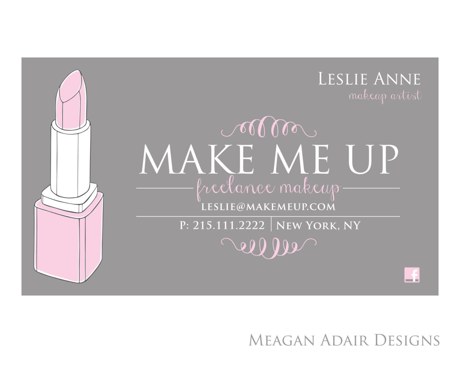 Makeup artist business cards google search makeup artist makeup artist business cards google search reheart Gallery