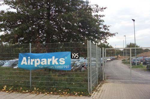Beste prijs Airparks parkeerplaatsservice Düsseldorf