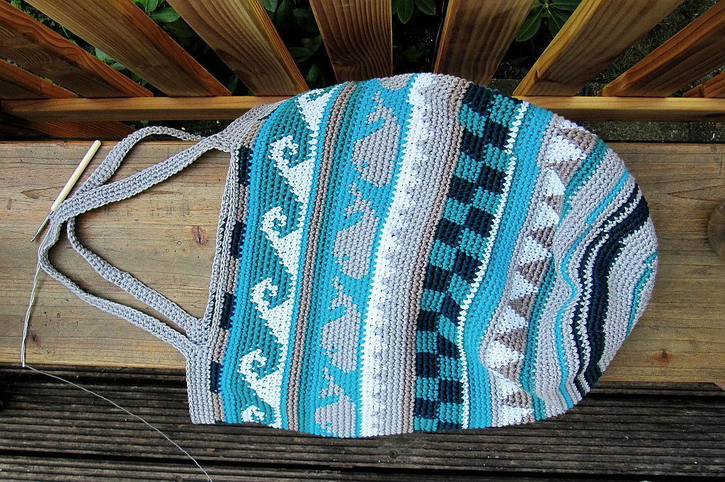Photo of Bags Crochetalong part 5