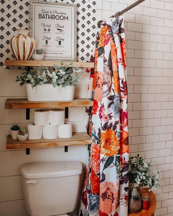 Photo of 43 Amazing Creative Bohemian Master Bathroom Design Ideas#amazing #bathroom #boh…