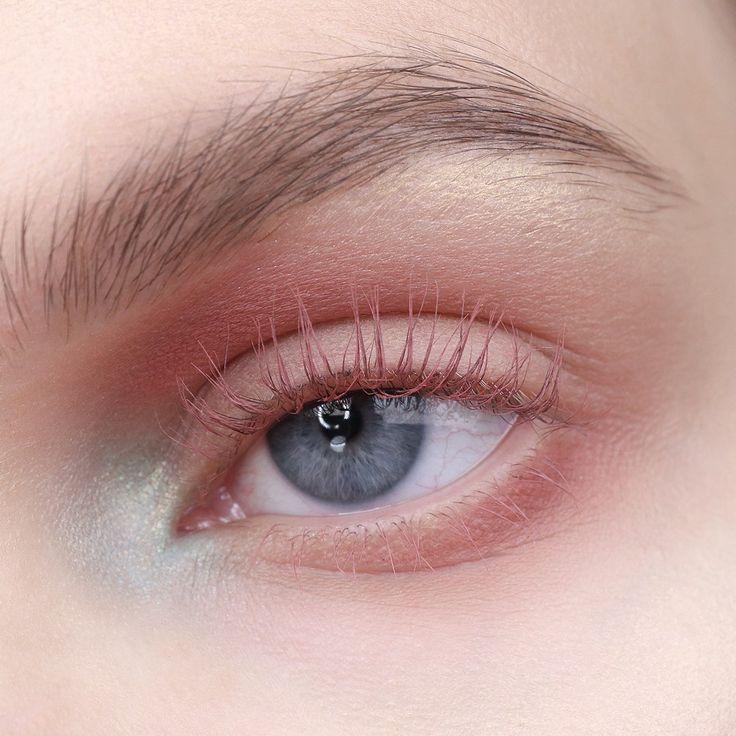 ausgefallenes Augen Make-up